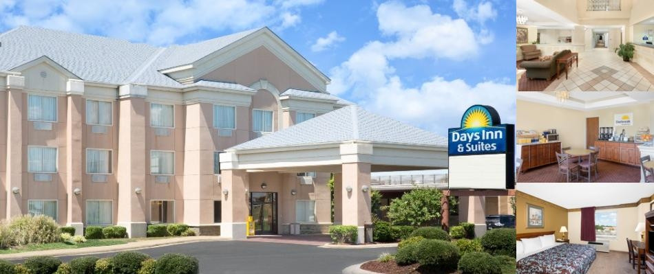 Days Inn & Suites Pocahontas photo collage