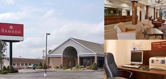 Ramada Batesville photo collage