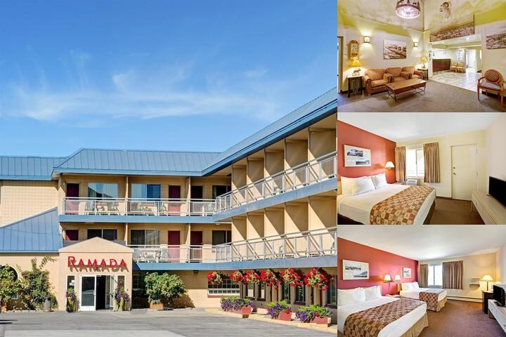 Ramada Anchorage photo collage