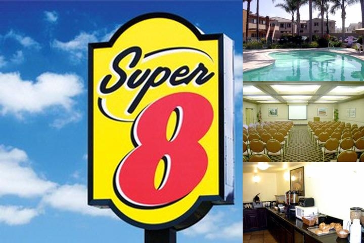 Super 8 Oceanside Marty`s Valley Inn photo collage