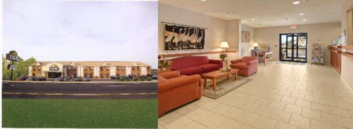 Days Inn & Suites Cambridge photo collage