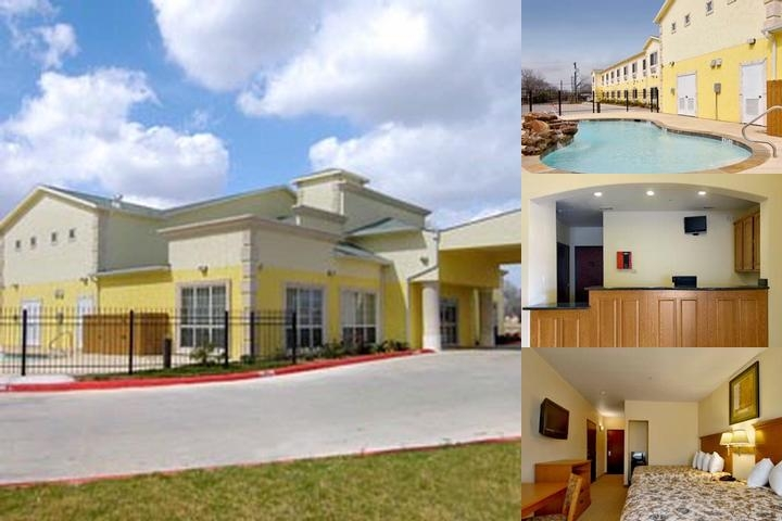 Days Inn San Antonio at Palo Alto photo collage