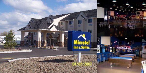 Microtel Inn & Suites by Wyndham Klamath Falls photo collage
