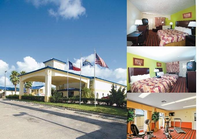 Days Inn & Suites Winnie photo collage