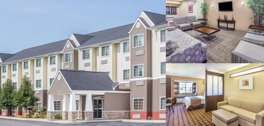 Microtel Inn & Suites by Wyndham Kalamazoo photo collage