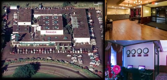 Ramada Medford Hotel & Conference Center photo collage