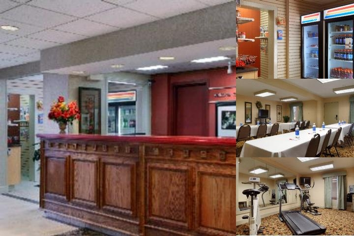 Ramada West Memphis photo collage