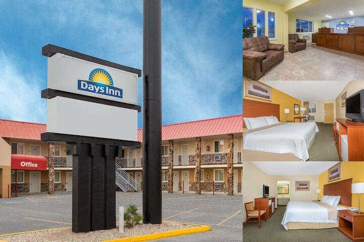 Days Inn Buffalo Wy photo collage