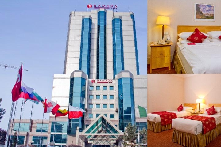 Ramada Plaza Astana photo collage