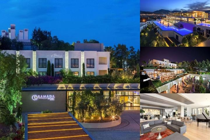 Ramada Resort Bodrum photo collage