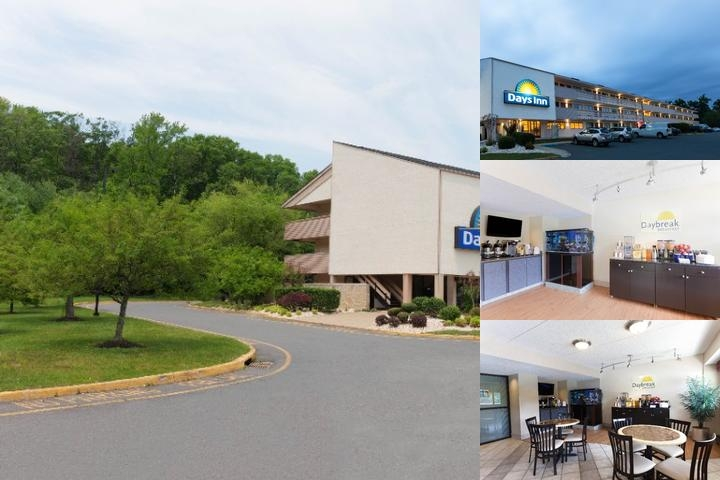 Days Inn Monmouth Junction Princeton photo collage