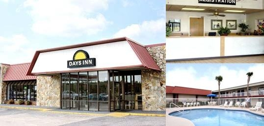 Howard Johnson Valdosta photo collage