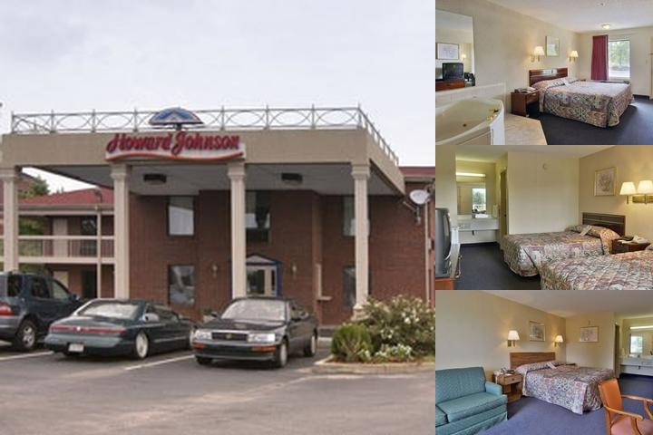 Howard Johnson Inn Aiken photo collage