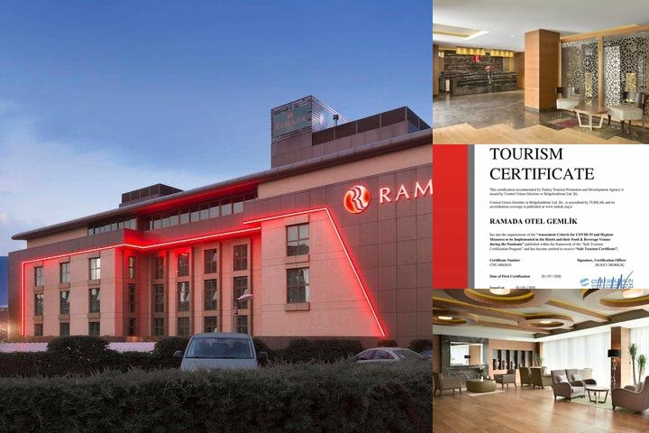 Ramada Gemlik photo collage