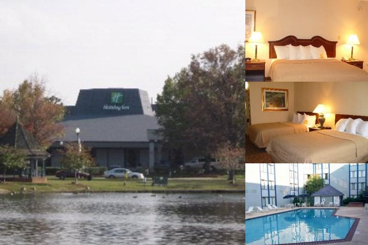 Holiday Inn Huntsville Downtown photo collage