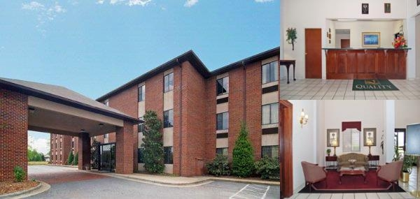 Days Inn & Suites of Hickory photo collage