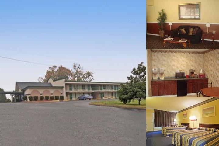Days Inn Monroe Near Matthews photo collage