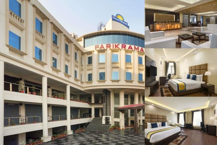 Days Hotel Jalandhar Jyoti Chowk photo collage