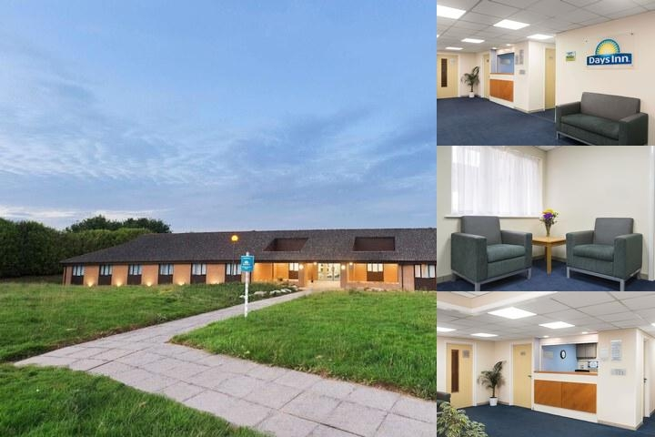 Days Inn Sutton Scotney North photo collage