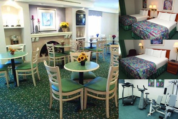 Days Inn & Suites Arlington Heights photo collage