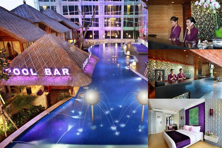 Grand Mega Resort & Spa Bali photo collage