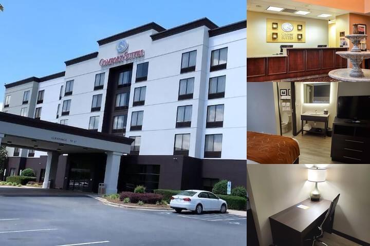 Comfort Suites Northlake Charlotte Nc 7315 Smith Corners 28269