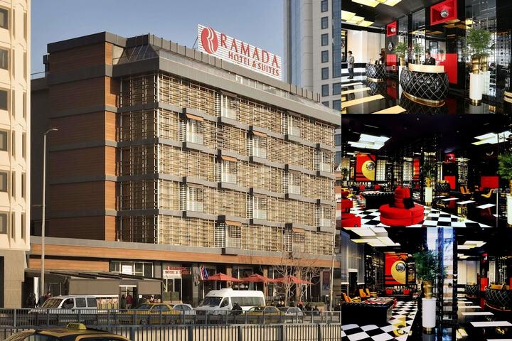 Ramada Hotel & Suites Istanbul Sisli photo collage