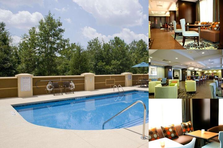 Hampton Inn Anderson / Alliance Business Park photo collage