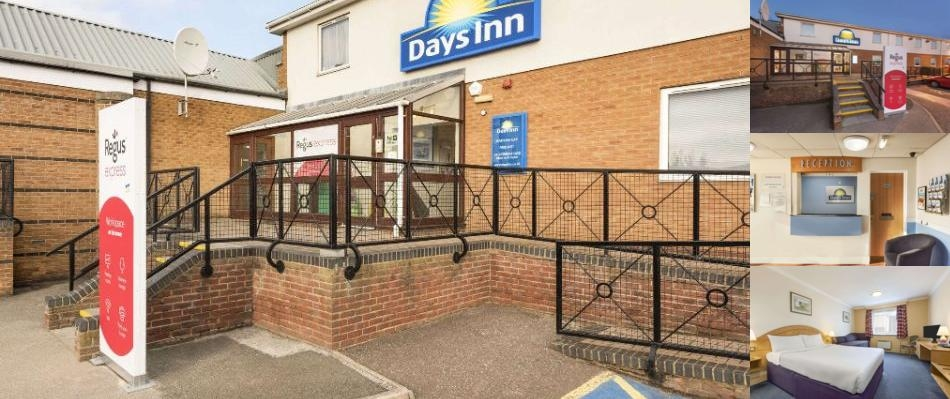 Days Inn Watford Gap photo collage