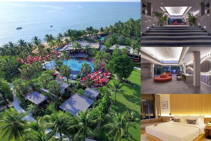 Ramada Khao Lak Resort photo collage