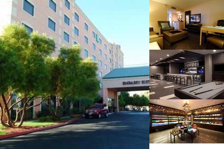 Embassy Suites Hotel Las Vegas photo collage