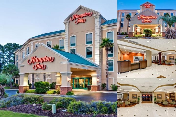 Hampton Inn Charleston North photo collage