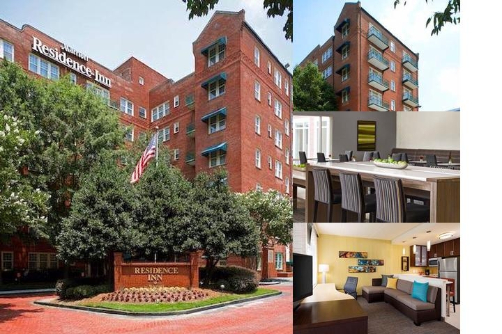 Residence Inn Midtown / Ga Tech photo collage