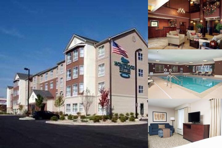 Homewood Suites by Hilton Indianapolis Northwest photo collage