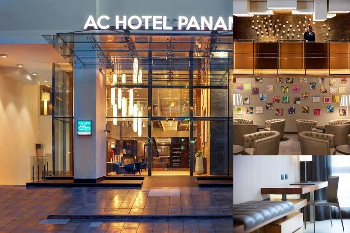 AC Hotel Panama City by Marriott photo collage