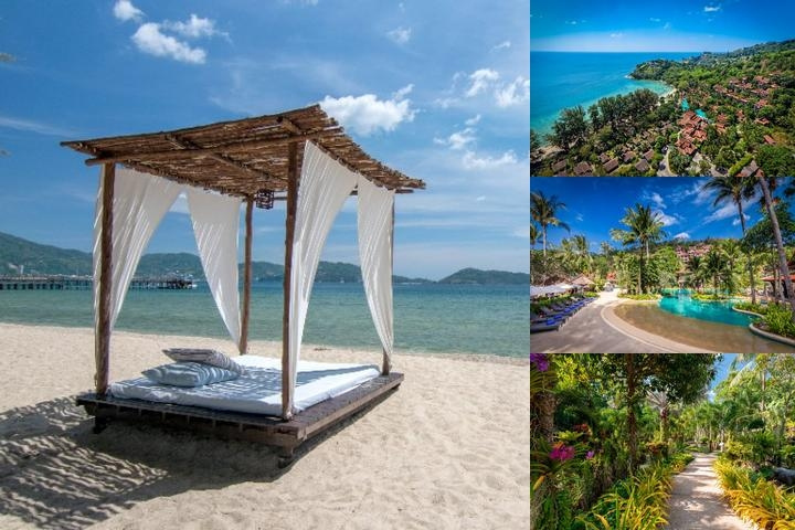 Thavorn Beach Village Resort & Spa Phuket photo collage