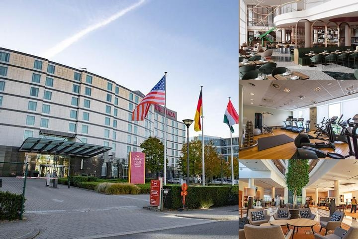 Crowne Plaza Brussels Airport photo collage