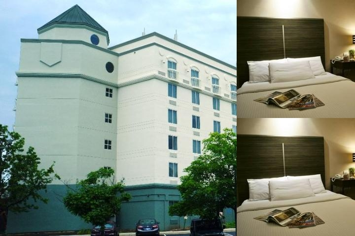 Hotel Largo Fedex Field photo collage