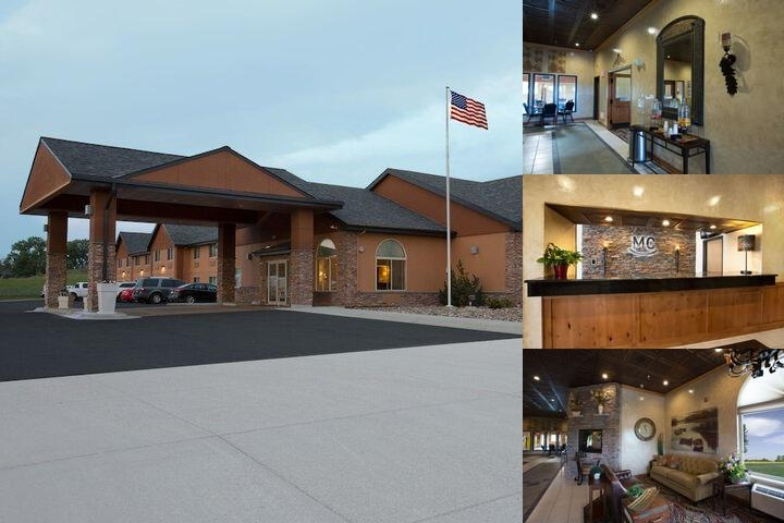 Miles City Hotel & Suites photo collage