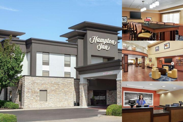 Hampton Inn by Hilton I 40 (Tinker Air Force Base) photo collage