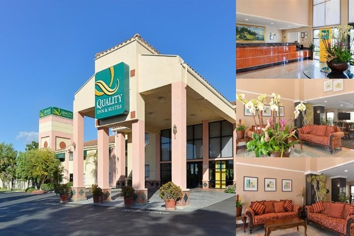 Quality Inn & Suites Walnut photo collage