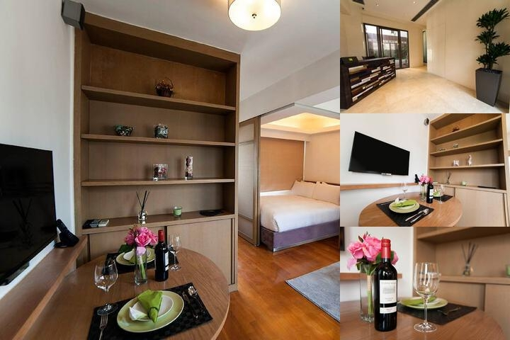 Mier Serviced Apartments photo collage