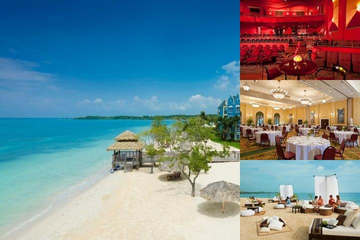 Sandals Whitehouse European Village & Spa All Inclusive photo collage