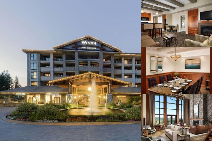 The Westin Bear Mountain Golf Resort & Spa Victor photo collage