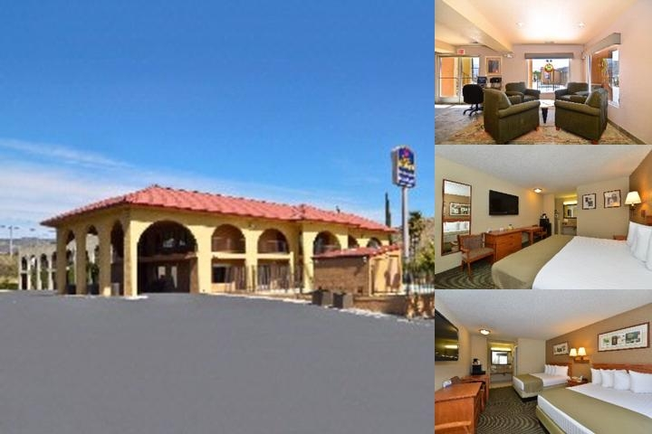 Best Western Cajon Pass photo collage