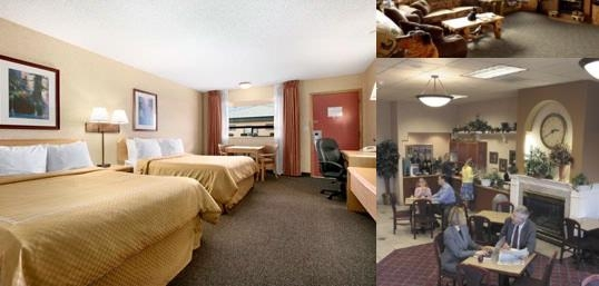 Days Inn Black Bear photo collage