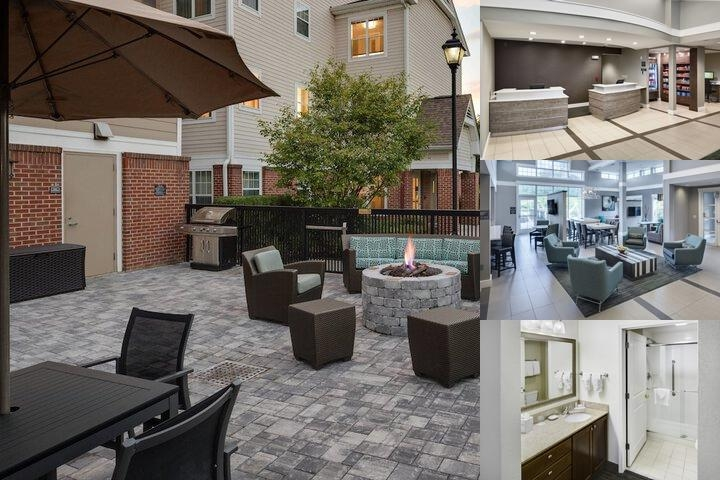 Milford Residence Inn by Marriott photo collage