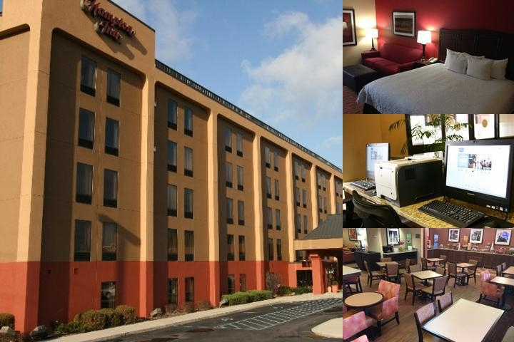 Hampton Inn Altoona photo collage