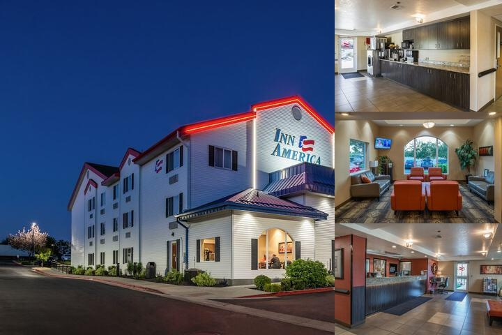 Inn America photo collage