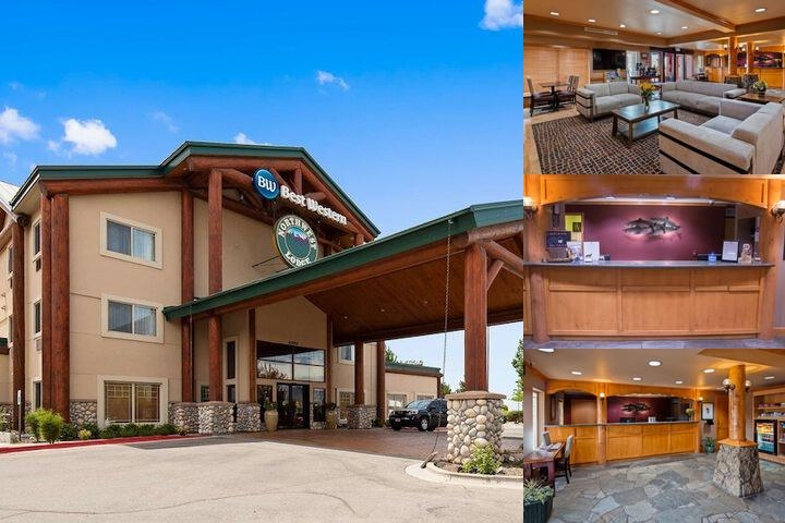 Best Western Northwest Lodge photo collage